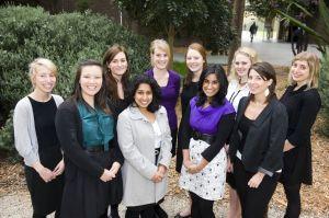 2011 Castan Centre Global Interns
