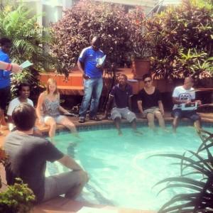 isiZulu in the pool
