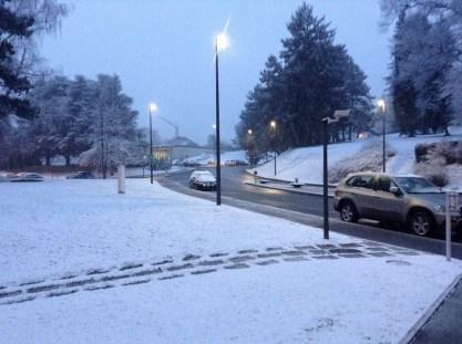 Cold Geneva