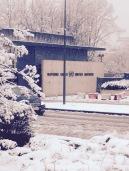 Treacherous snow